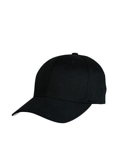 Image of   Flexfit Baseball Cap (Sort, 2XL)