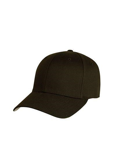 Image of   Flexfit Baseball Cap (Brun, XS / Youth)