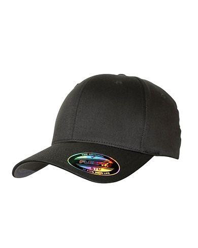 Image of   Flexfit Baseball Cap (Charcoal, 2XL)