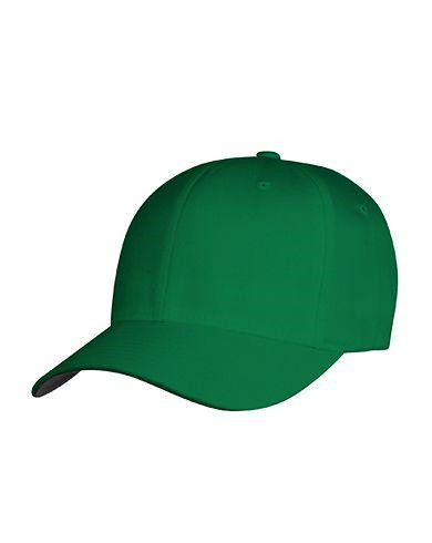 Image of   Flexfit Baseball Cap (Grøn, L/XL)