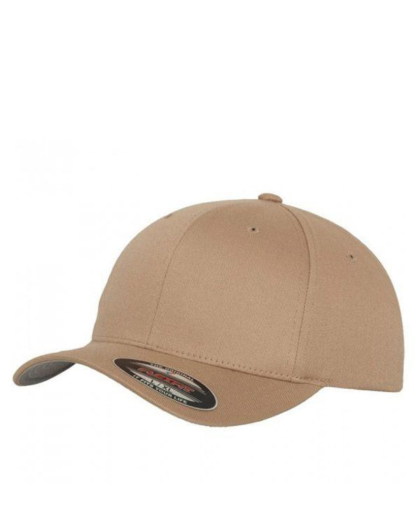 Image of   Flexfit Baseball Cap (Khaki, L/XL)
