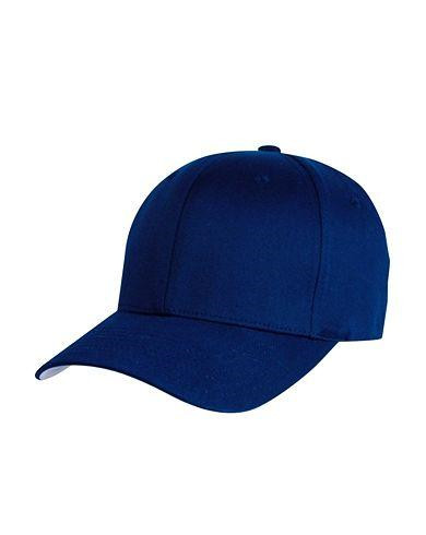 Image of   Flexfit Baseball Cap (Navy, L/XL)