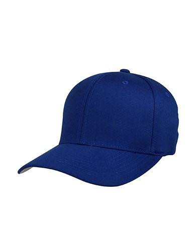 Image of   Flexfit Baseball Cap (Kongeblå, L/XL)