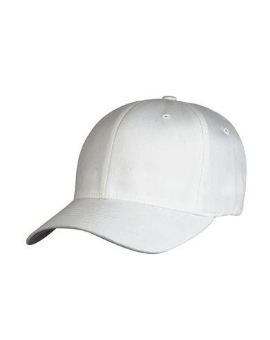 Image of   Flexfit Baseball Cap (Hvid, L/XL)