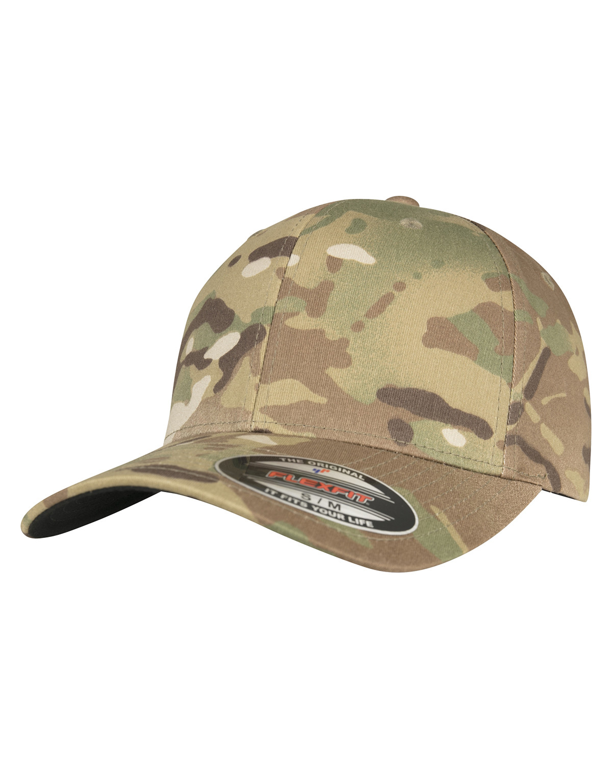 Image of   Flexfit Multicam® Cap (Multicam, L/XL)