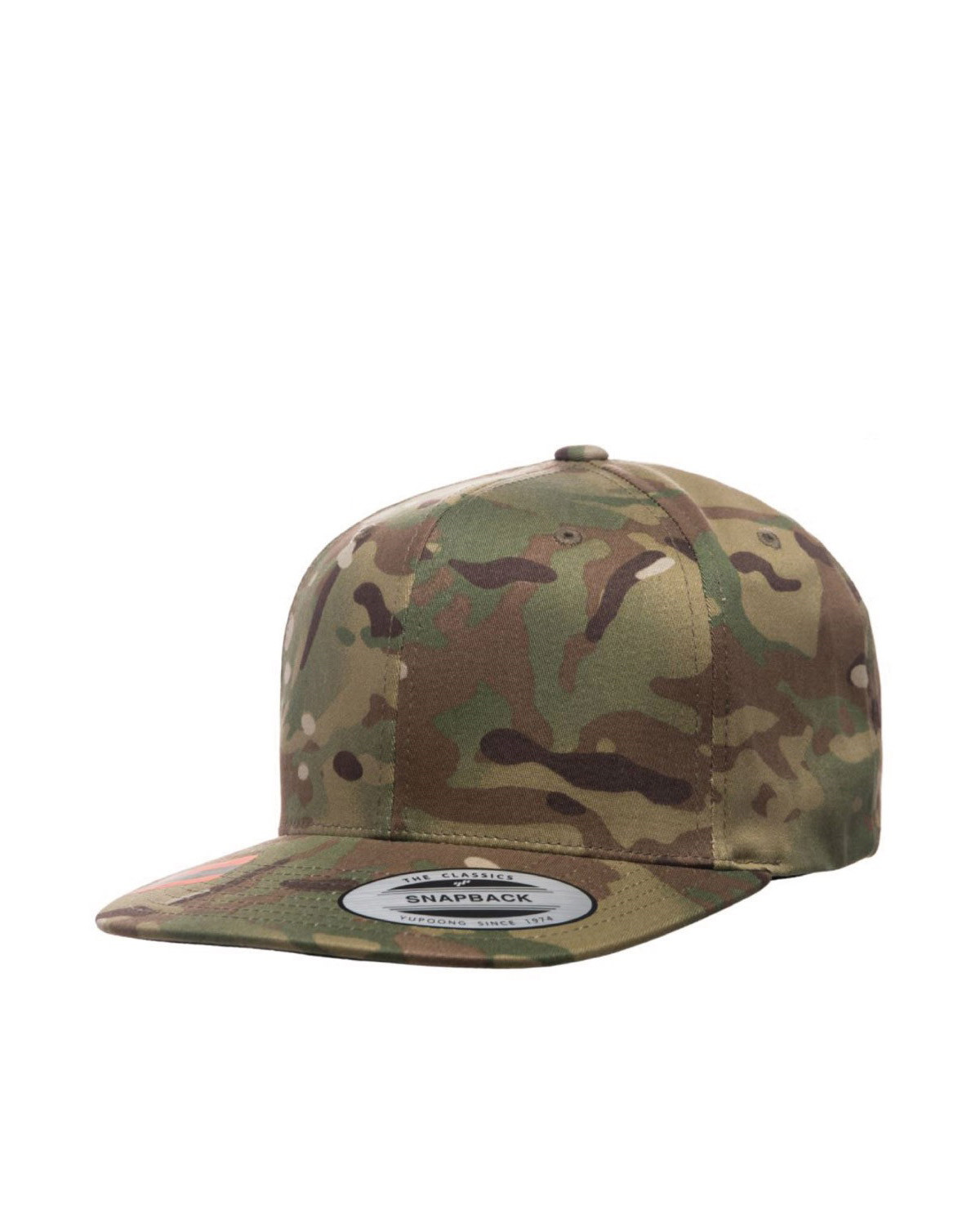 Image of   Flexfit Snapback (Multicam, One Size)