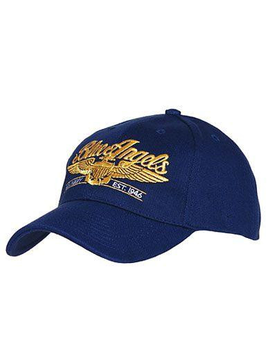 Image of   Fostex Angels Baseball Kasket m. ANGELS (Navy, One Size)