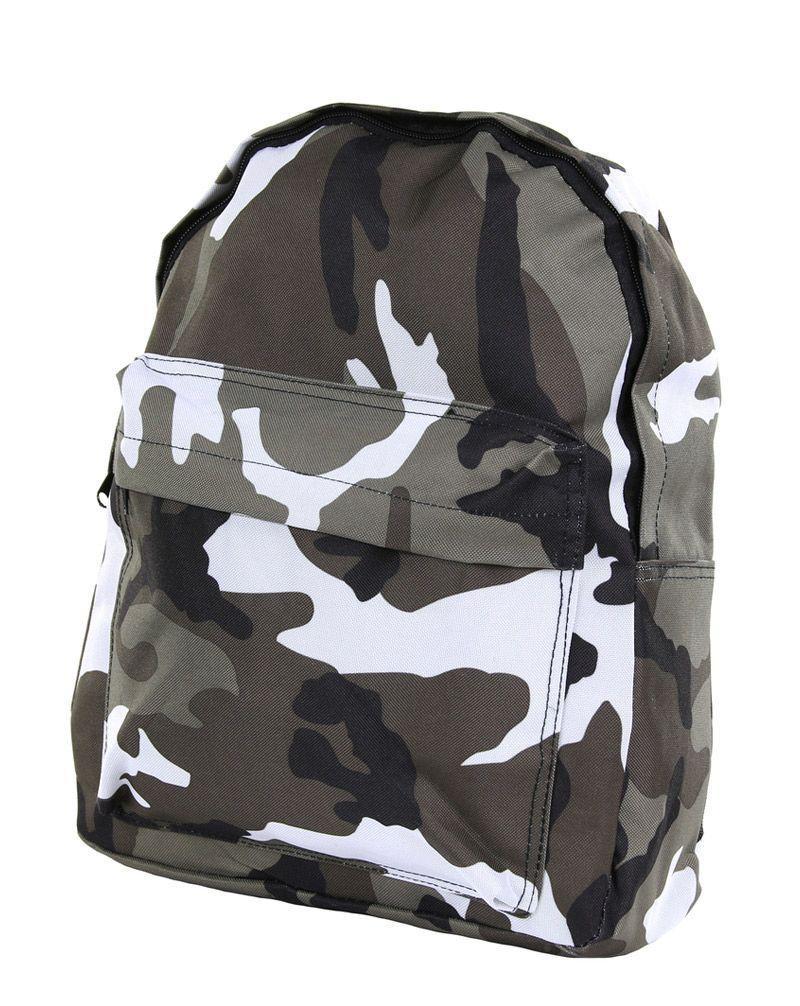 Fostex Army Ryggsäck för Barn (Urban Camo, One Size)