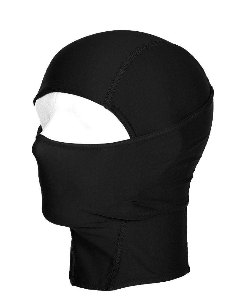 Image of   Fostex Balaclava - ninja, tynd (Sort, One Size)