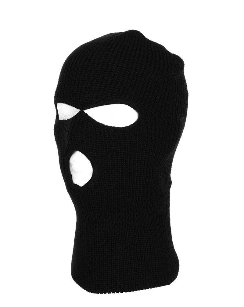 Image of   Fostex Balaclava (Sort, One Size)