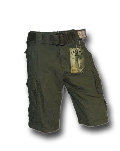 Fostex Patton Shorts (Olivgrön, XXS)