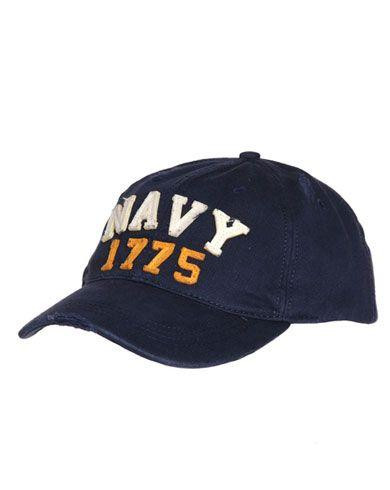 Image of   Fostex Vintage Baseball Caps (Navy, One Size)