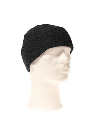 Image of   Fostex Watch Cap - 100% uld (Sort, One Size)