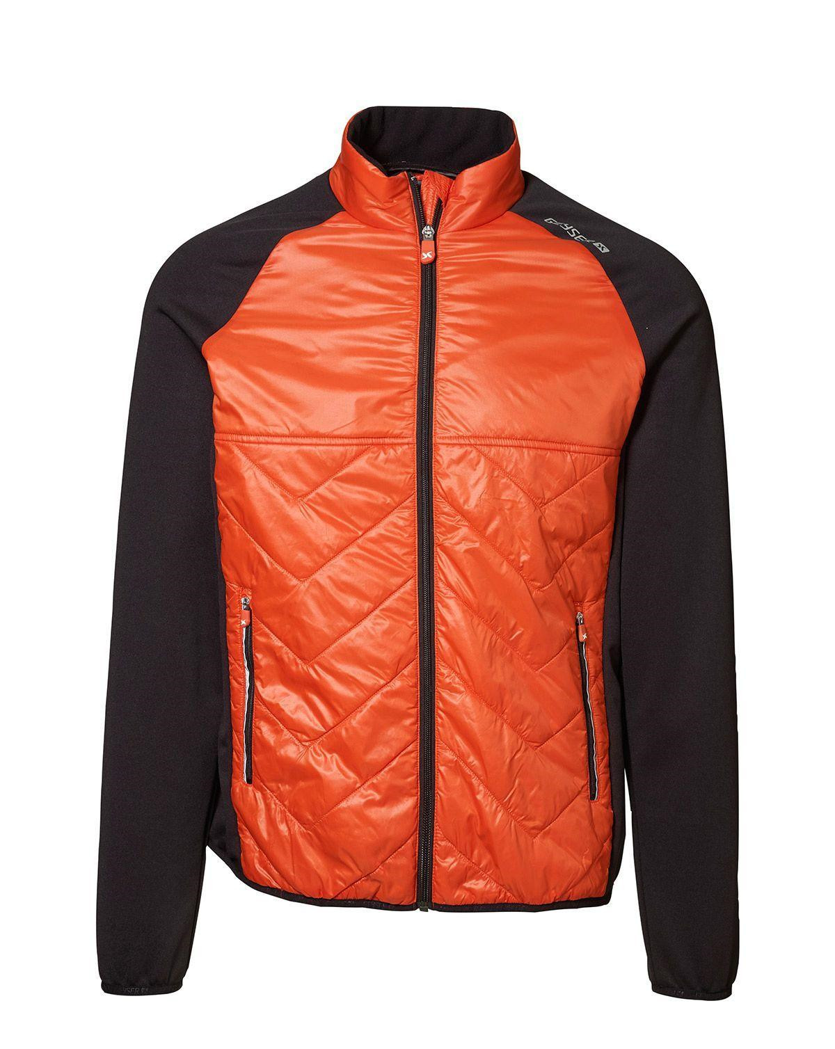 Image of   GEYSER Cool Down Jakke til Herre (Orange, 2XL)