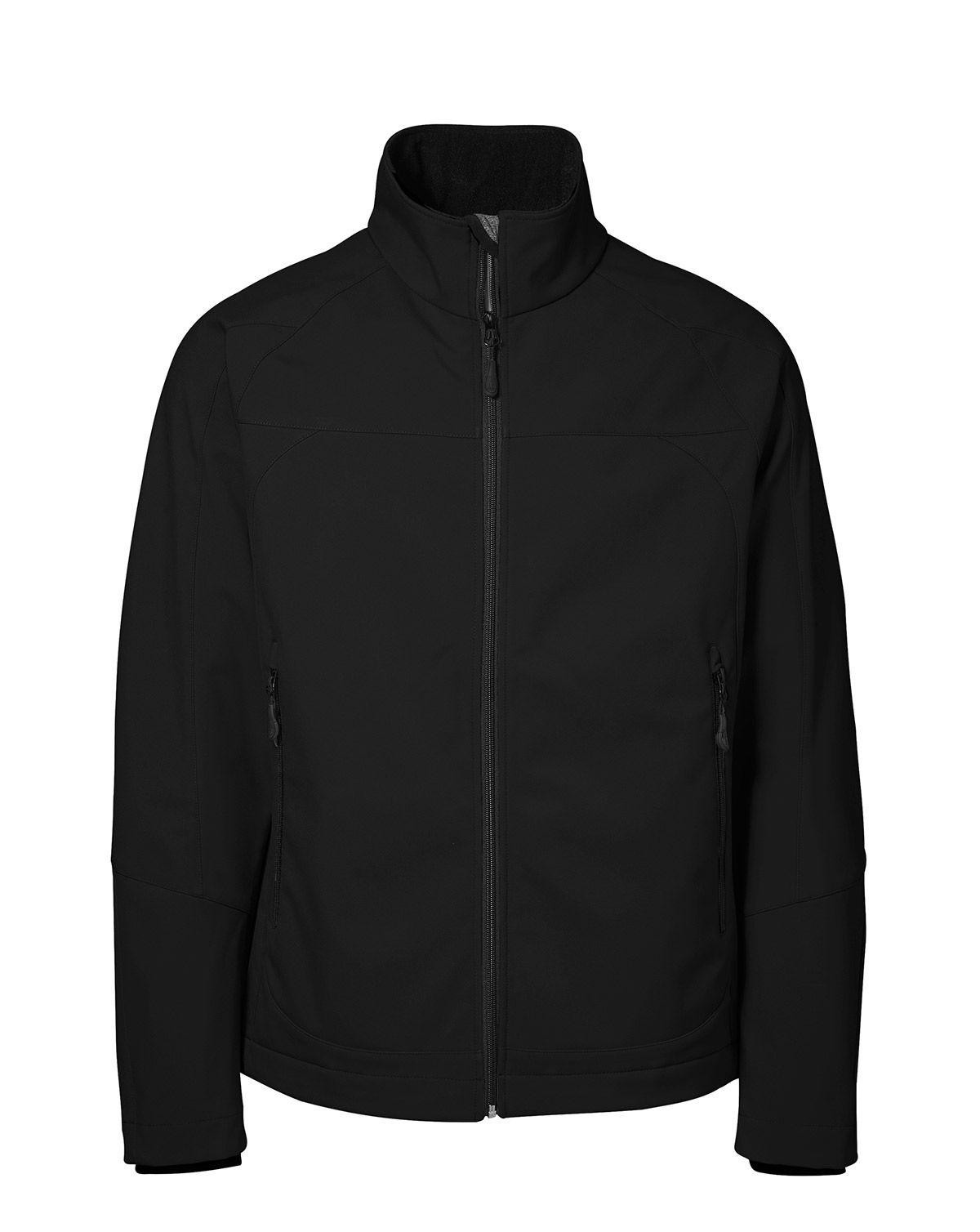 Image of   ID Funktionel Softshell Jakke (Sort, 2XL)