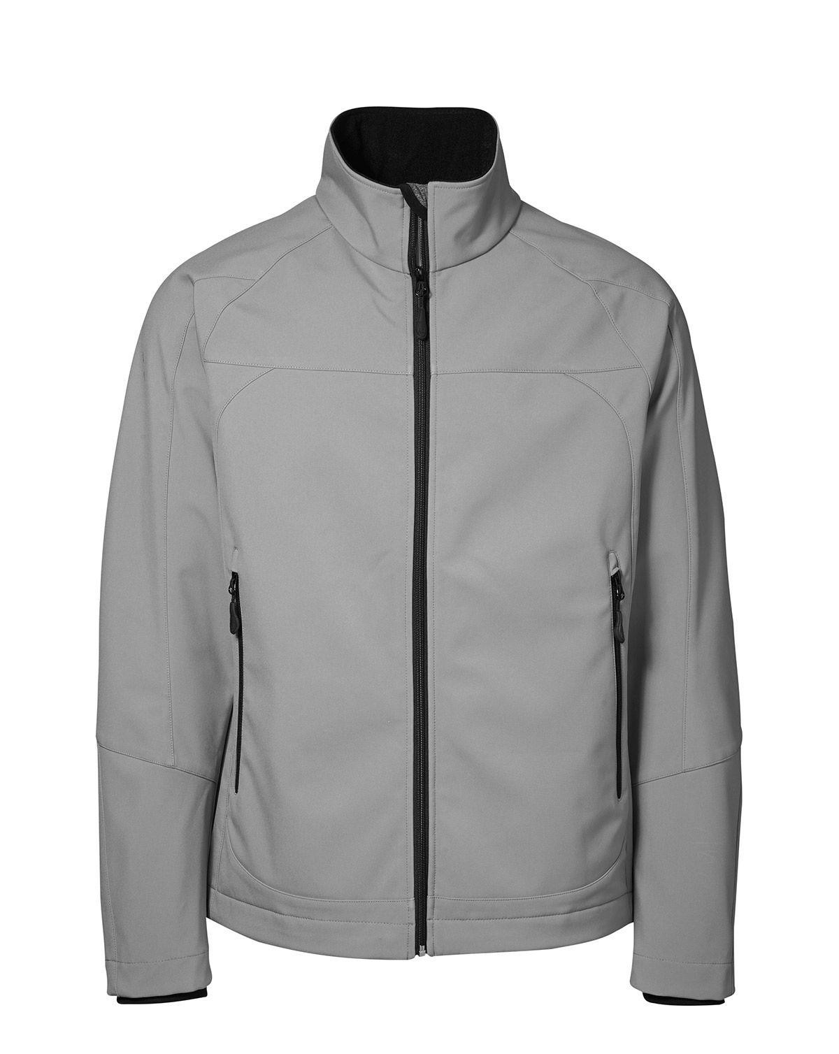 Image of   ID Funktionel Softshell Jakke (Grå, 2XL)