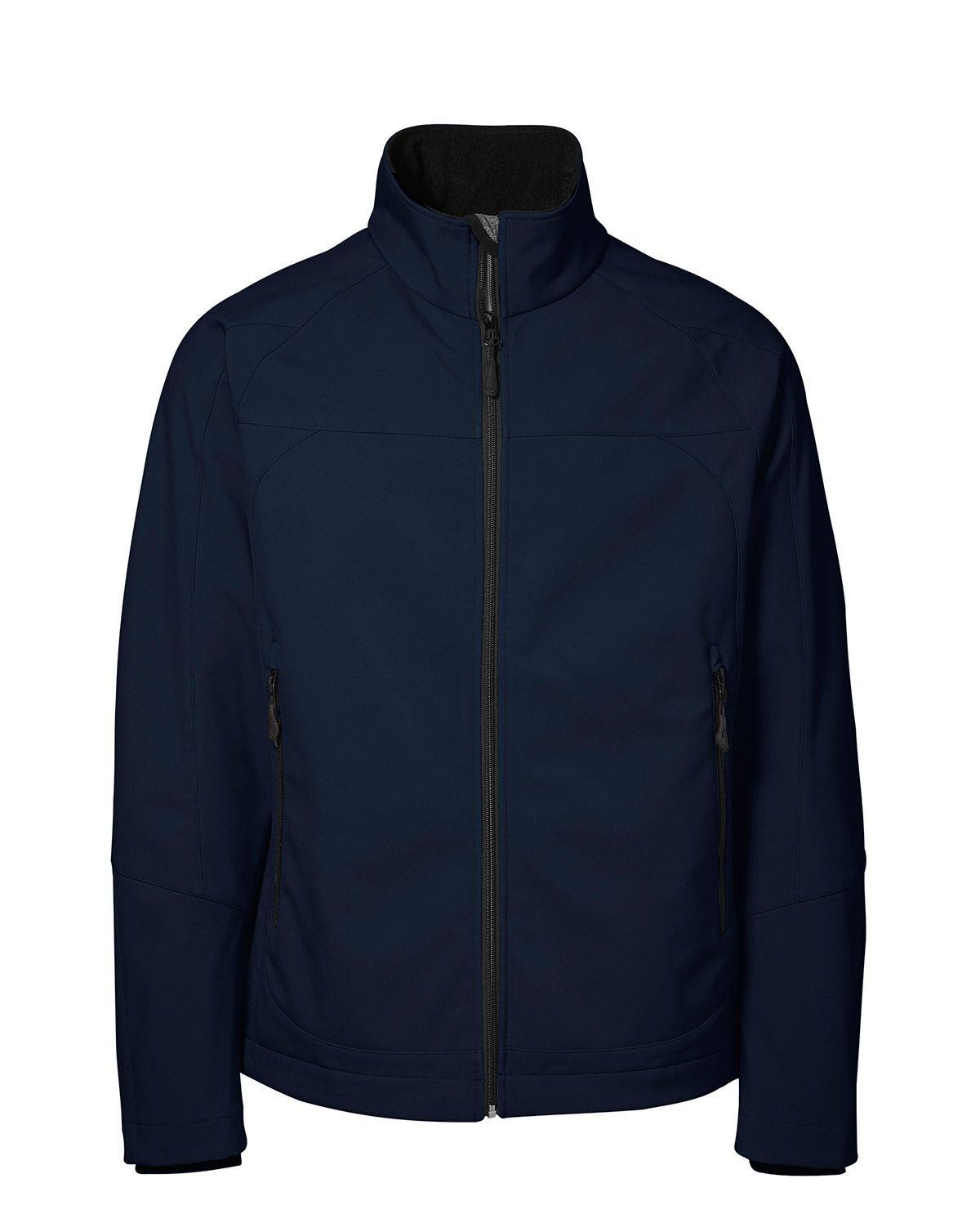 Image of   ID Funktionel Softshell Jakke (Navy, L)