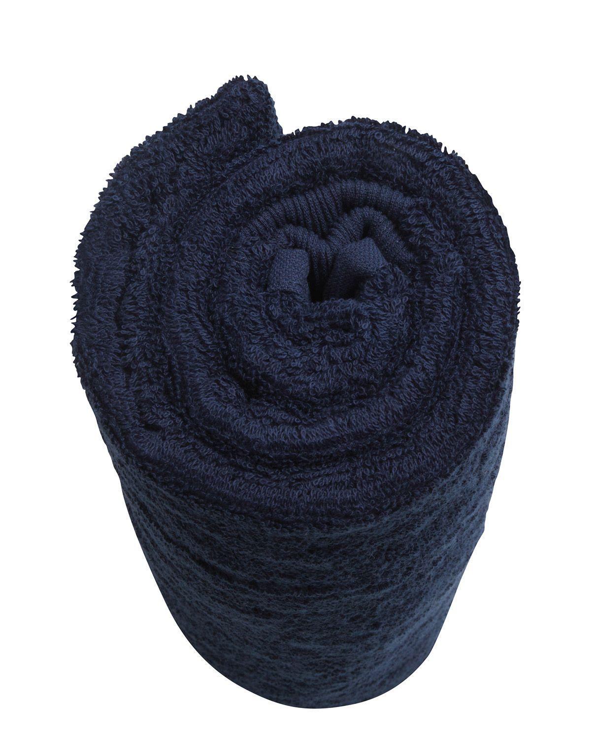 Billede af ID Håndklæder, 70 x 140 cm (Navy, One Size)