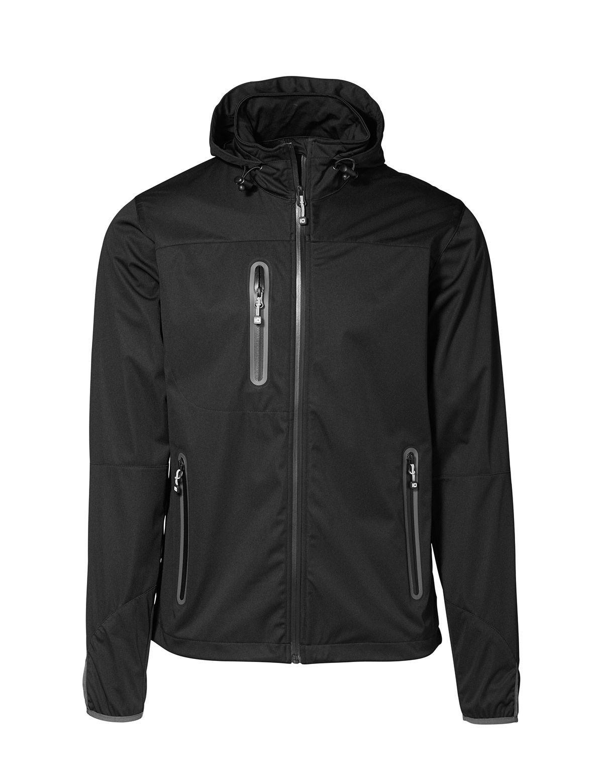 Image of   ID Softshell Jakke, Letvægt (Sort, 2XL)