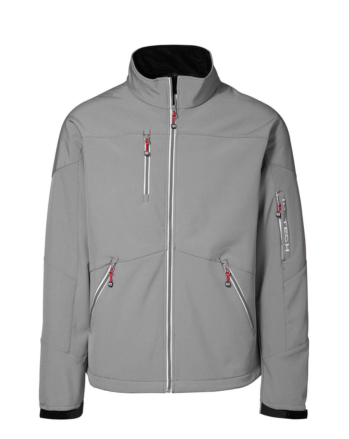 Softshell jakke, kontrast Dame. (OEKO TEX®) | Coredesign