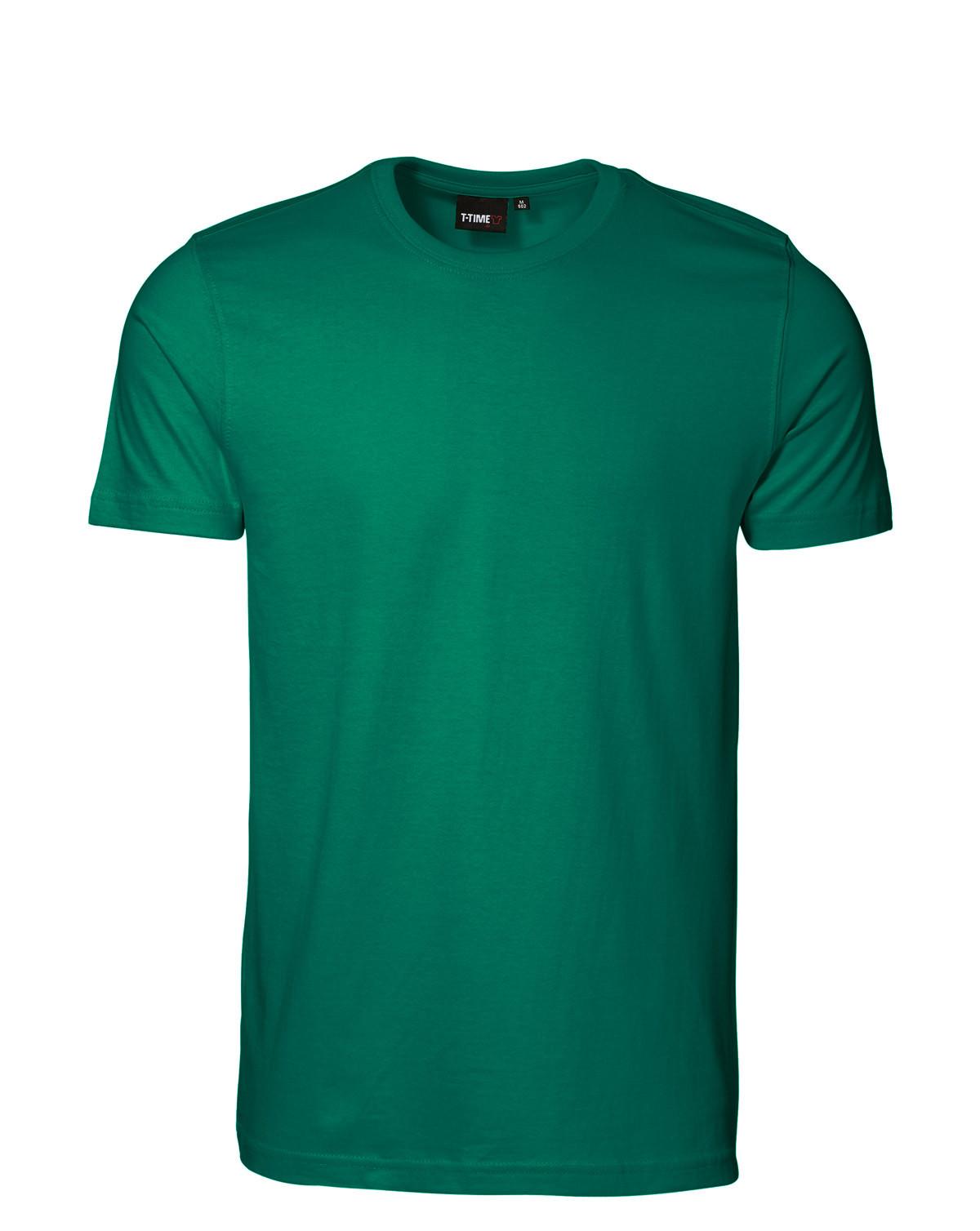 ID T-shirt, Sporty-Fit (Grön, M)