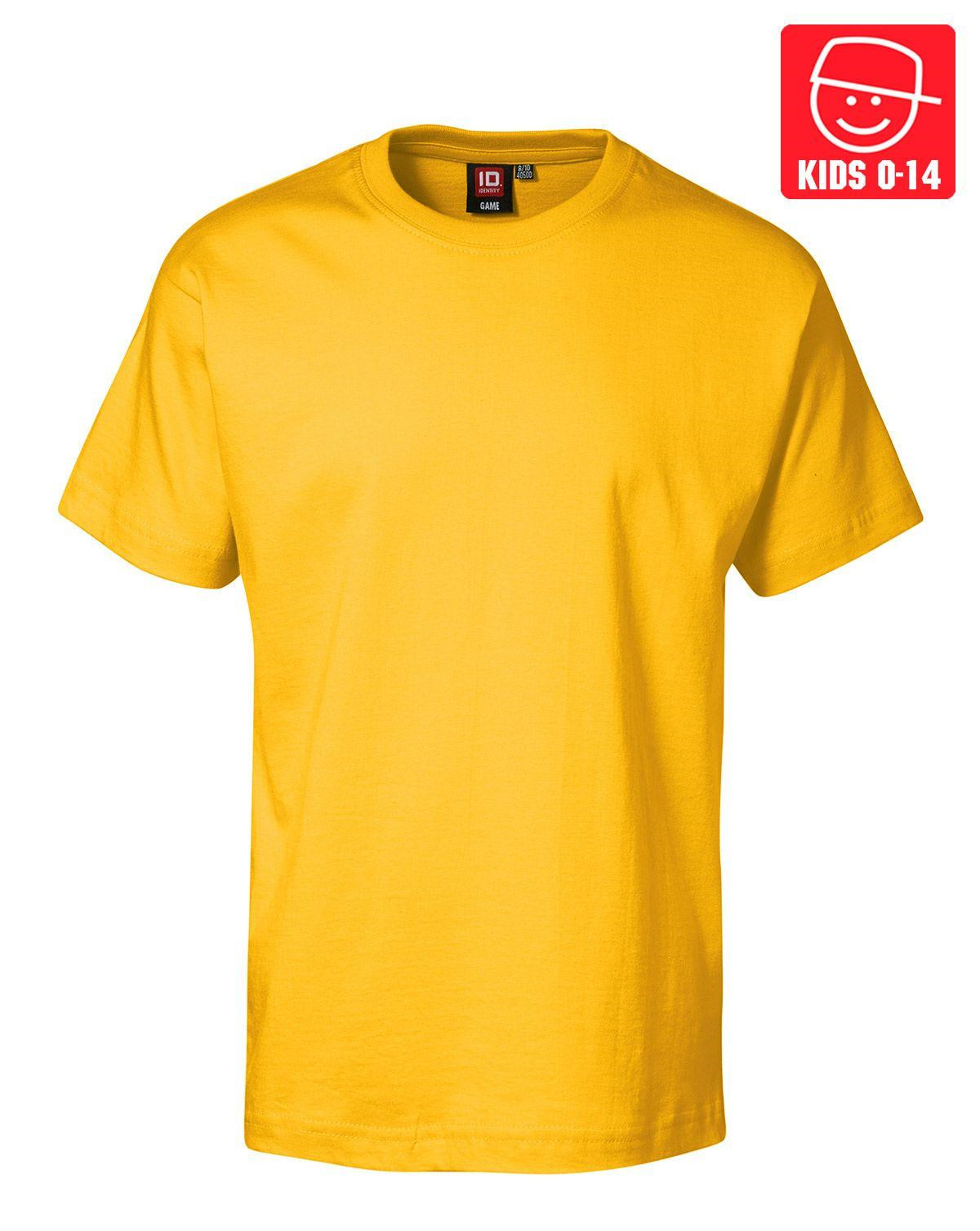 Image of   ID T-shirts (Gul, 116)