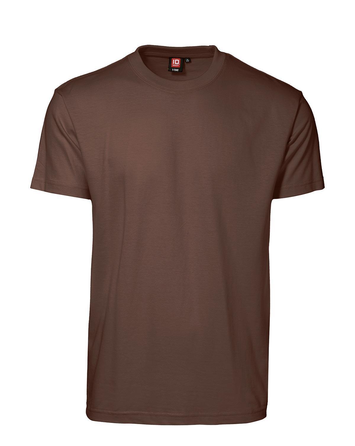 Køb ID T Time T shirt, rund hals | Fri Fragt over 600 |ARMY STAR