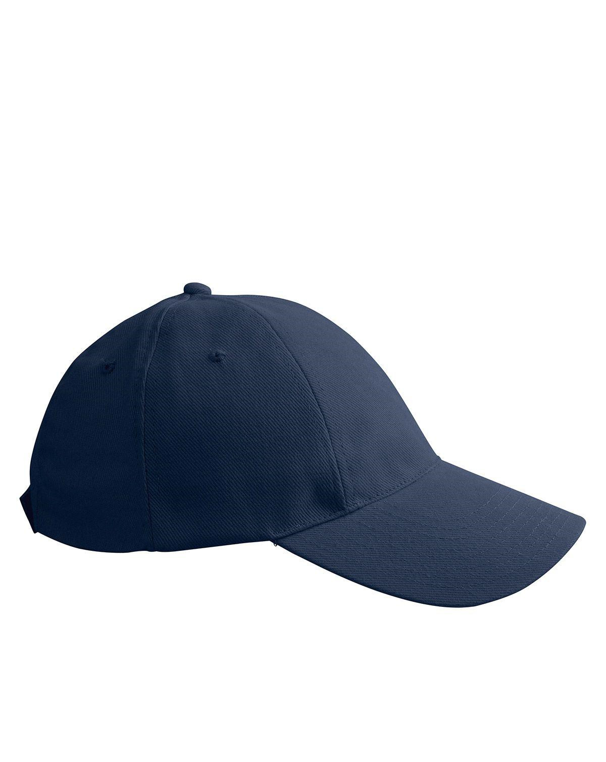 Image of   ID Twill Kasket (Navy, One Size)