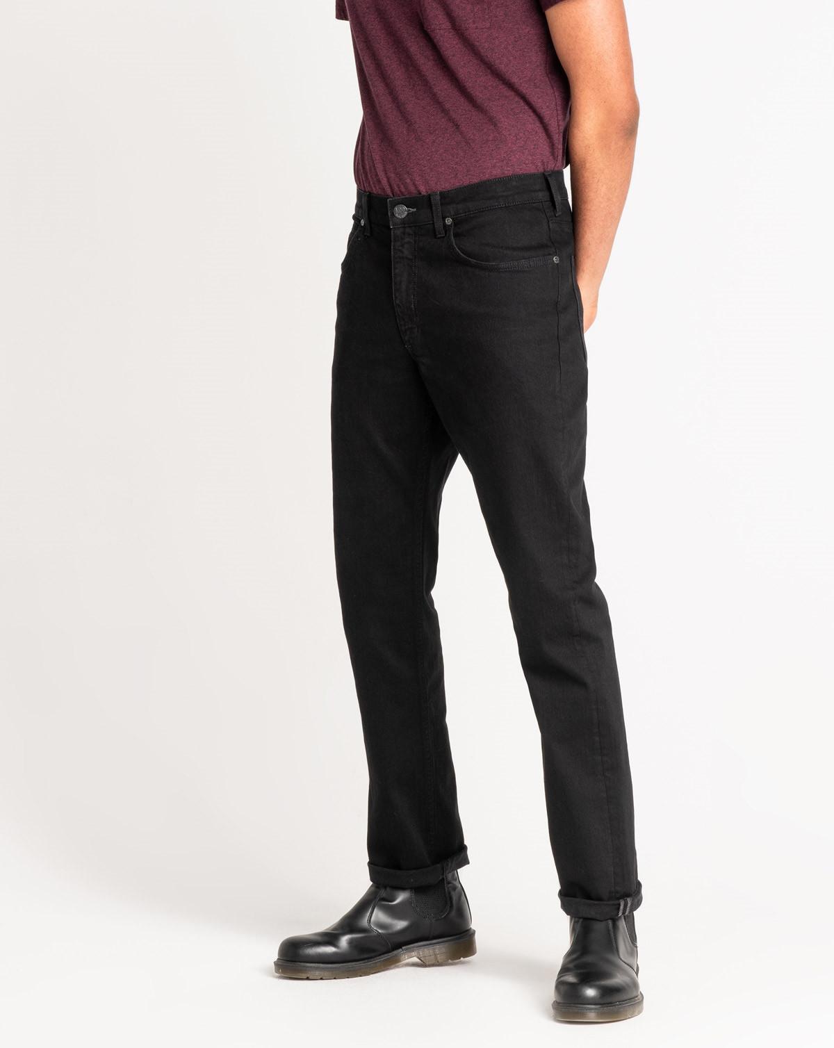 Køb Lee Brooklyn Straight Regular Jeans | Enkel Retur | ARMY STAR
