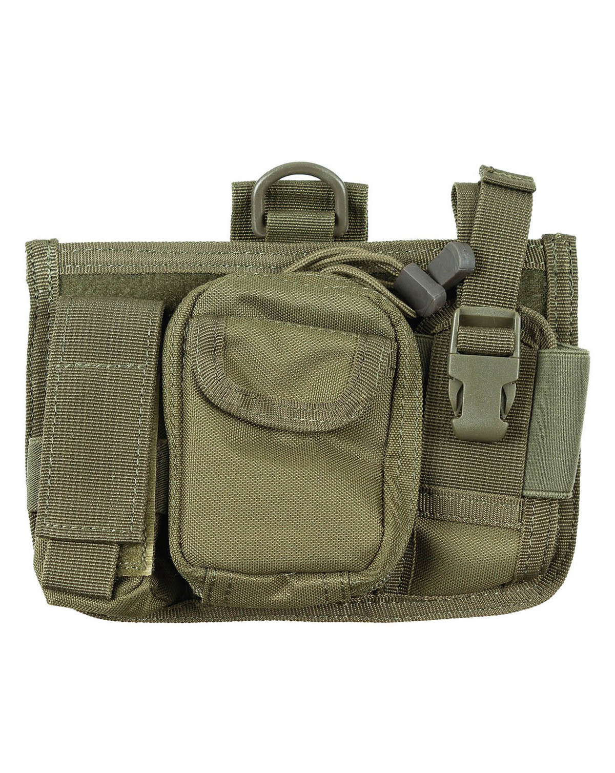 Image of   MFH 3-Pocket Pouch (Oliven, One Size)