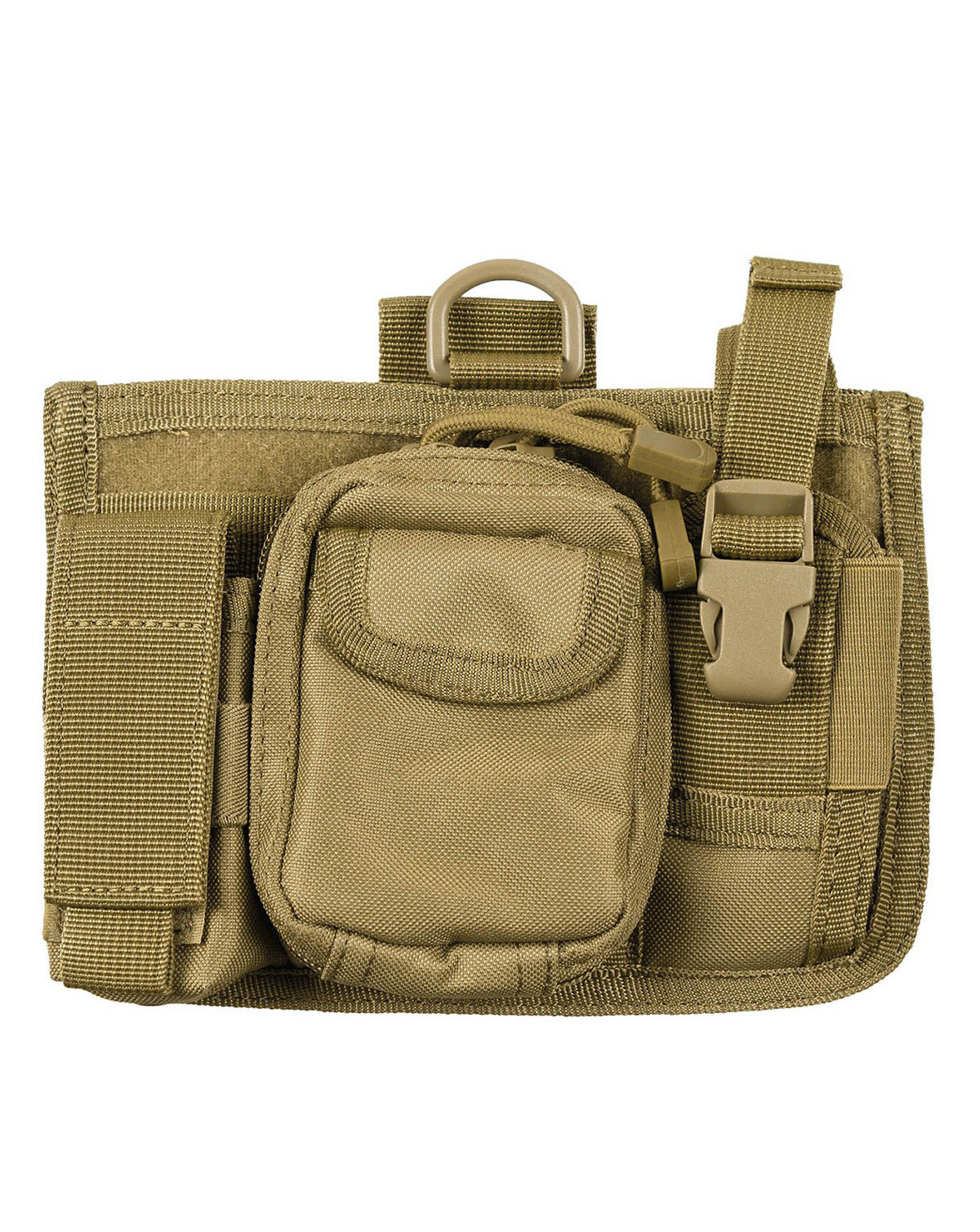 Image of   MFH 3-Pocket Pouch (Coyote Brun, One Size)