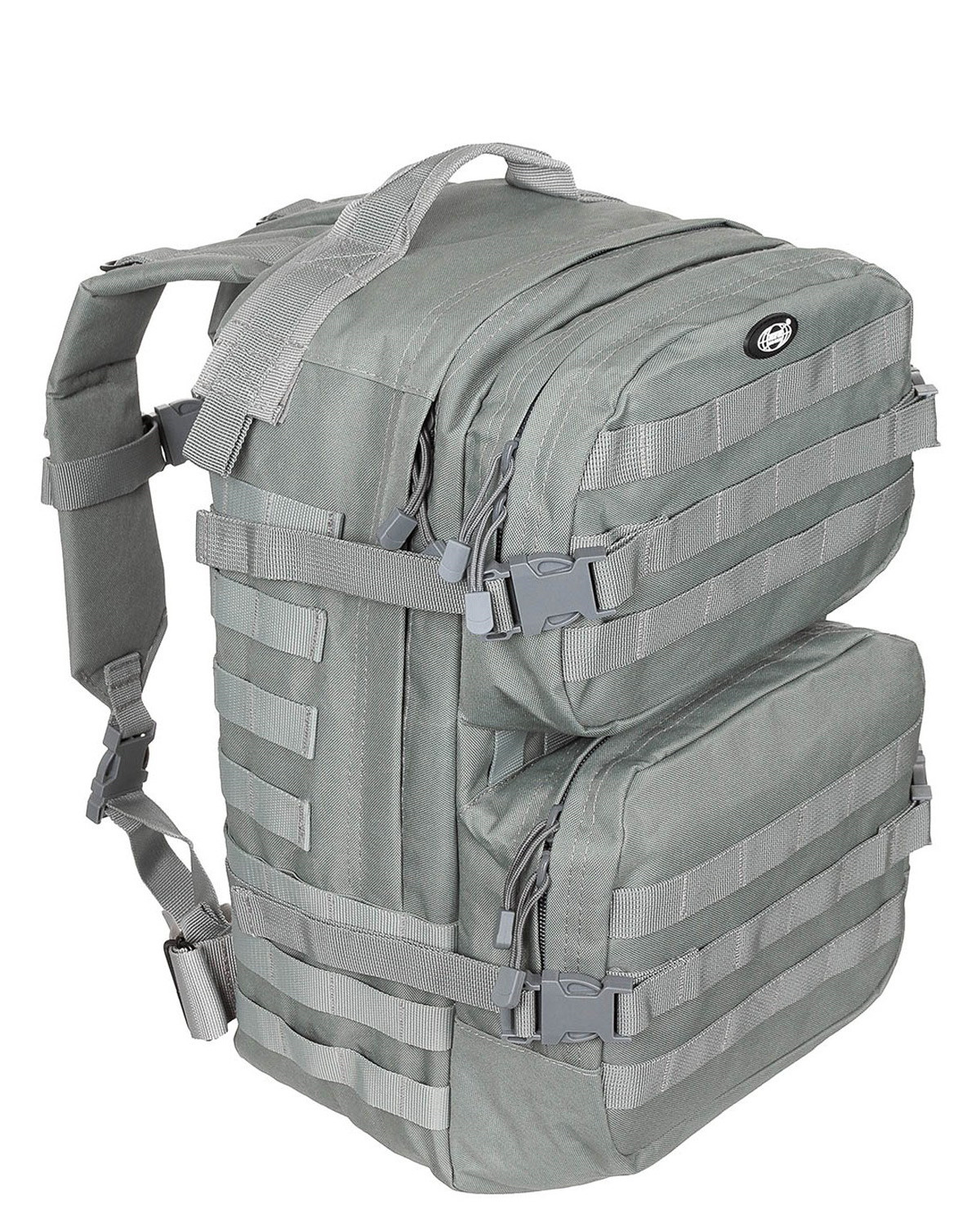 Image of   MFH Assault Pack II (Blad Grøn, One Size)