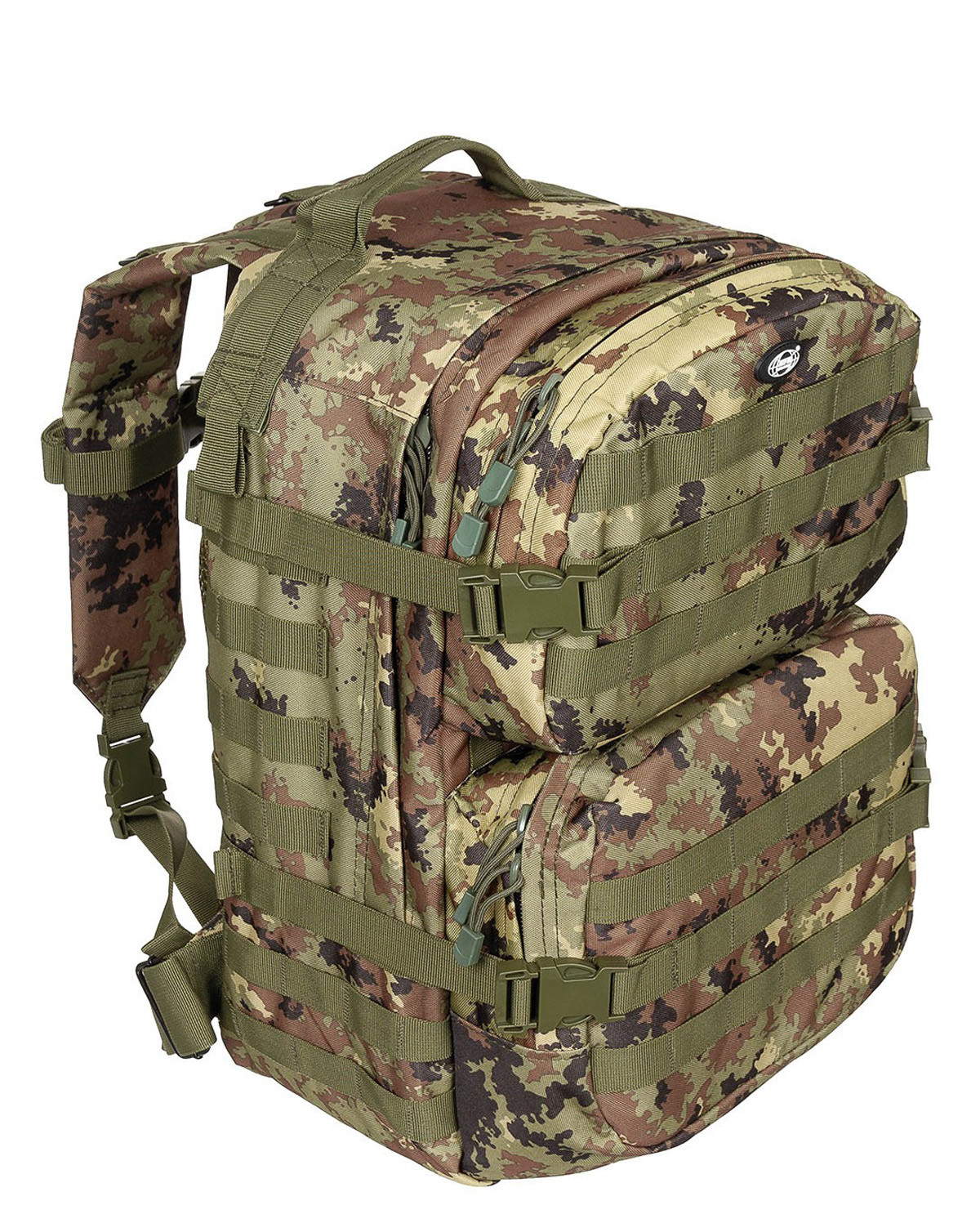 Image of   MFH Assault Pack II (Vegetato, One Size)