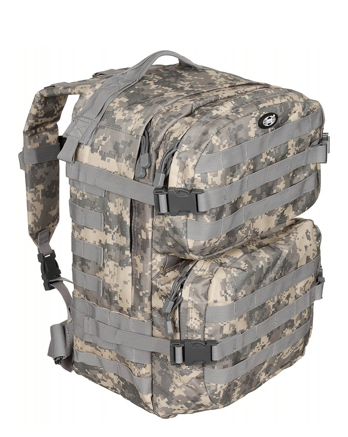 Image of   MFH Assault Pack II (ACU Camo, One Size)
