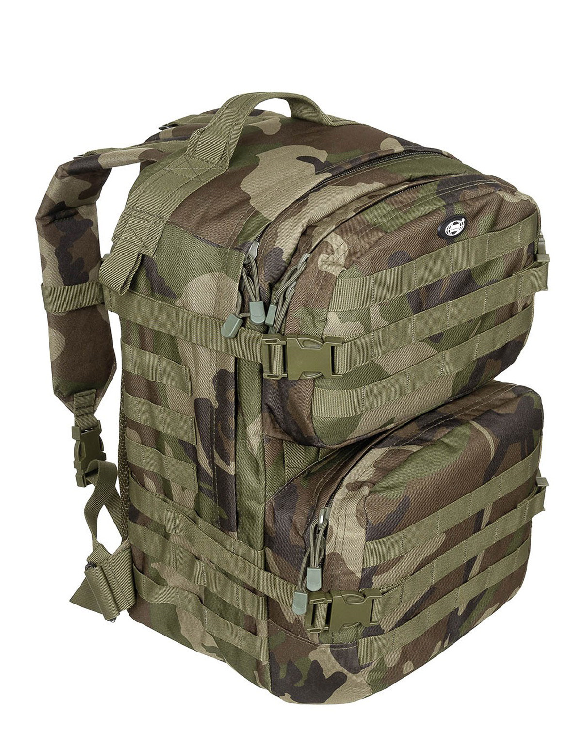 Image of   MFH Assault Pack II (Woodland, One Size)