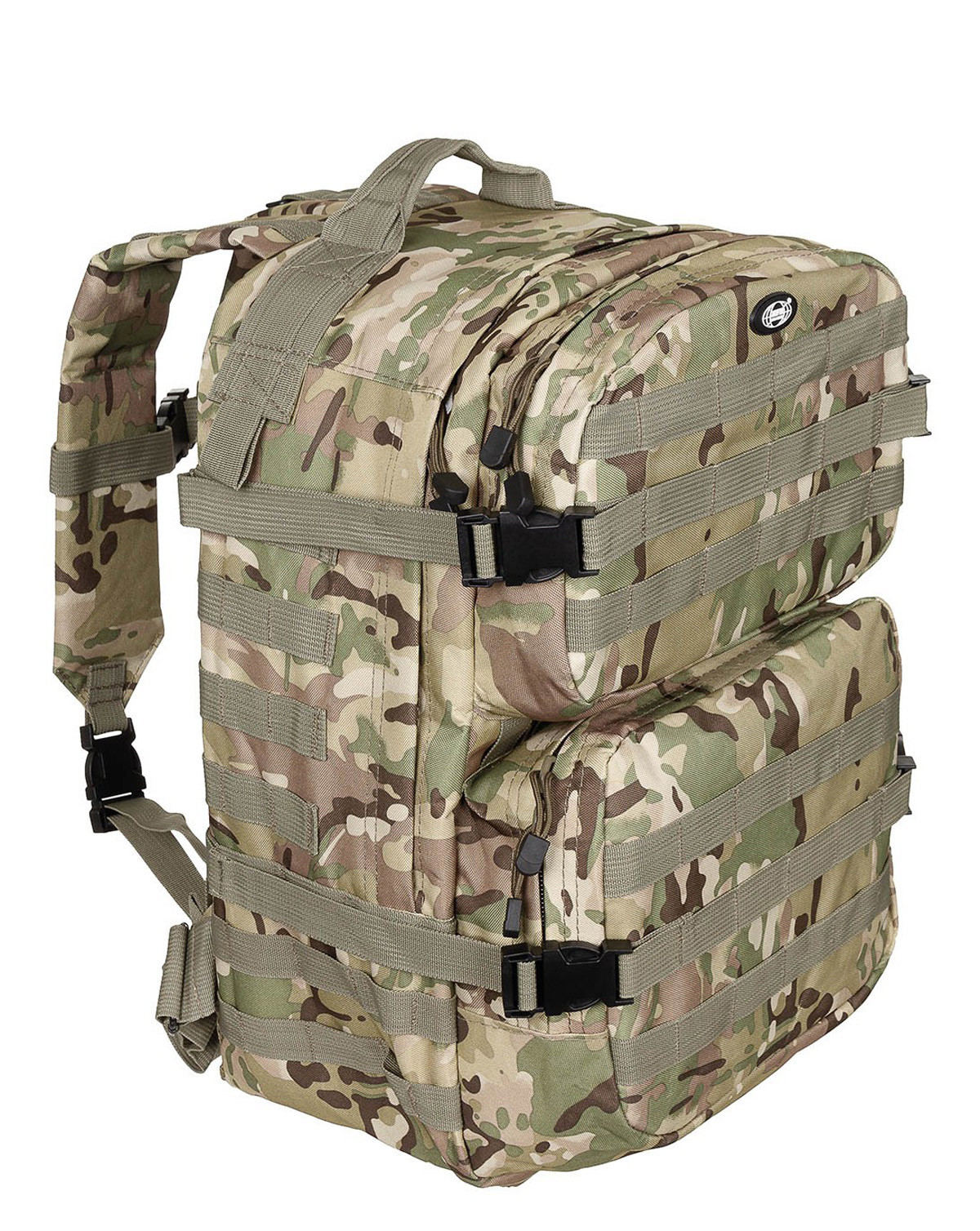 Image of   MFH Assault Pack II (Multi Camo, One Size)