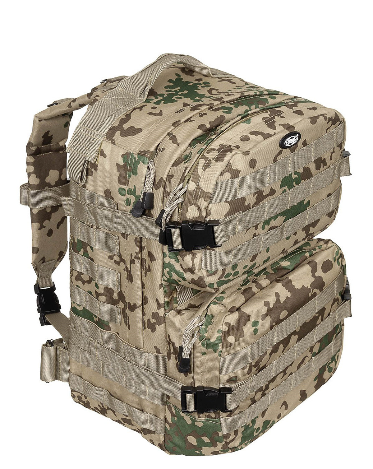 Image of   MFH Assault Pack II (BW Desert Camo, One Size)