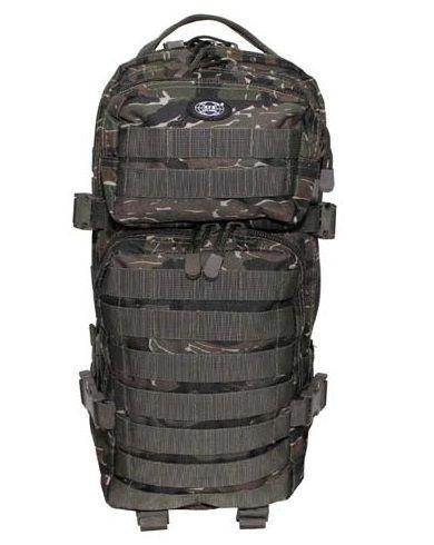 Image of   MFH Assault Pack (Tiger Stribet, One Size)