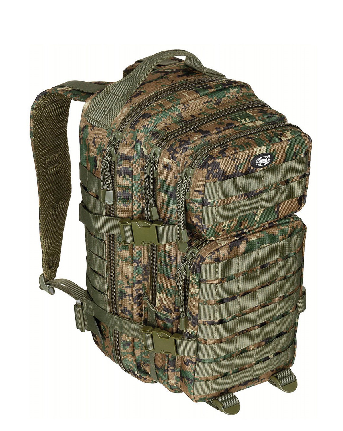 Image of   MFH Assault Pack (Digital Woodland, One Size)