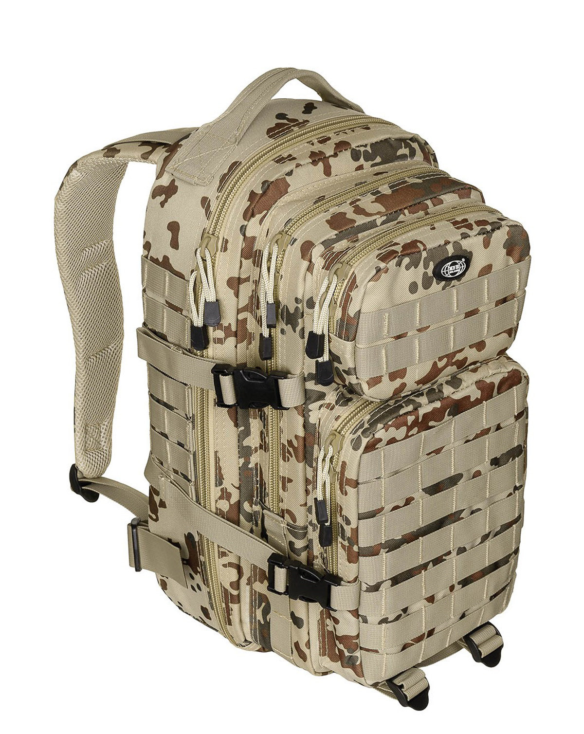 Image of   MFH Assault Pack (BW Desert Camo, One Size)