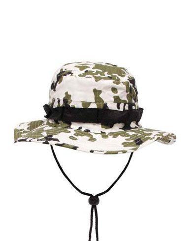 Image of   MFH Camouflage Boonie (Dansk Sne Camo, L)