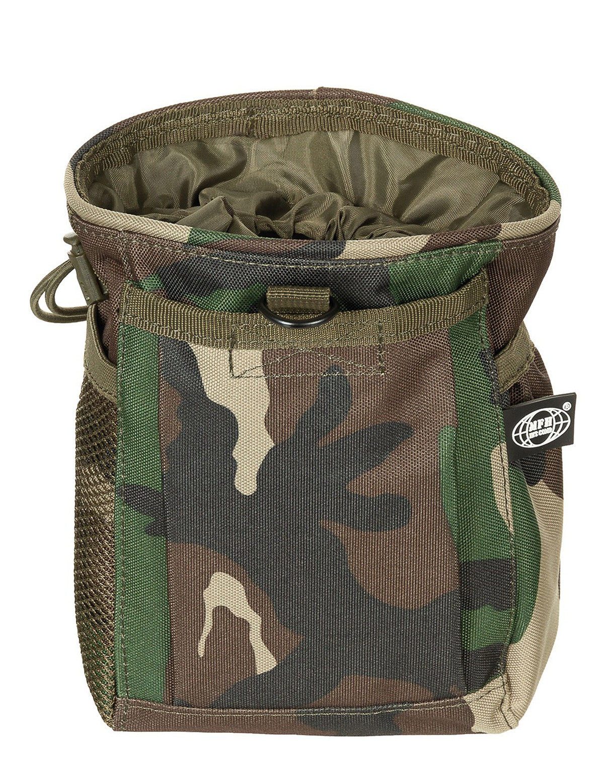 Image of   MFH Dump Pouch (Woodland, One Size)