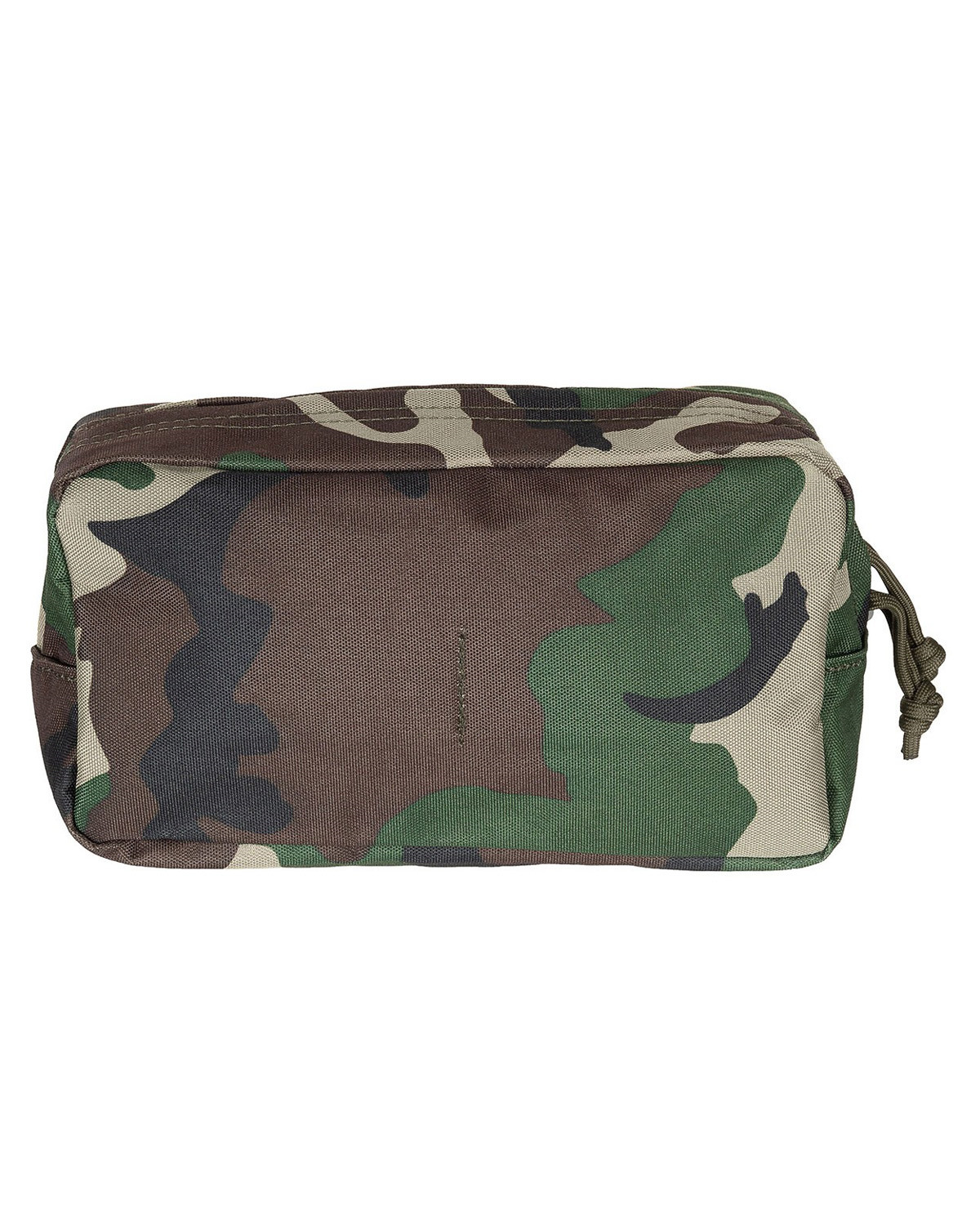 Image of   MFH Horizontal Storage Pouch (Woodland, One Size)