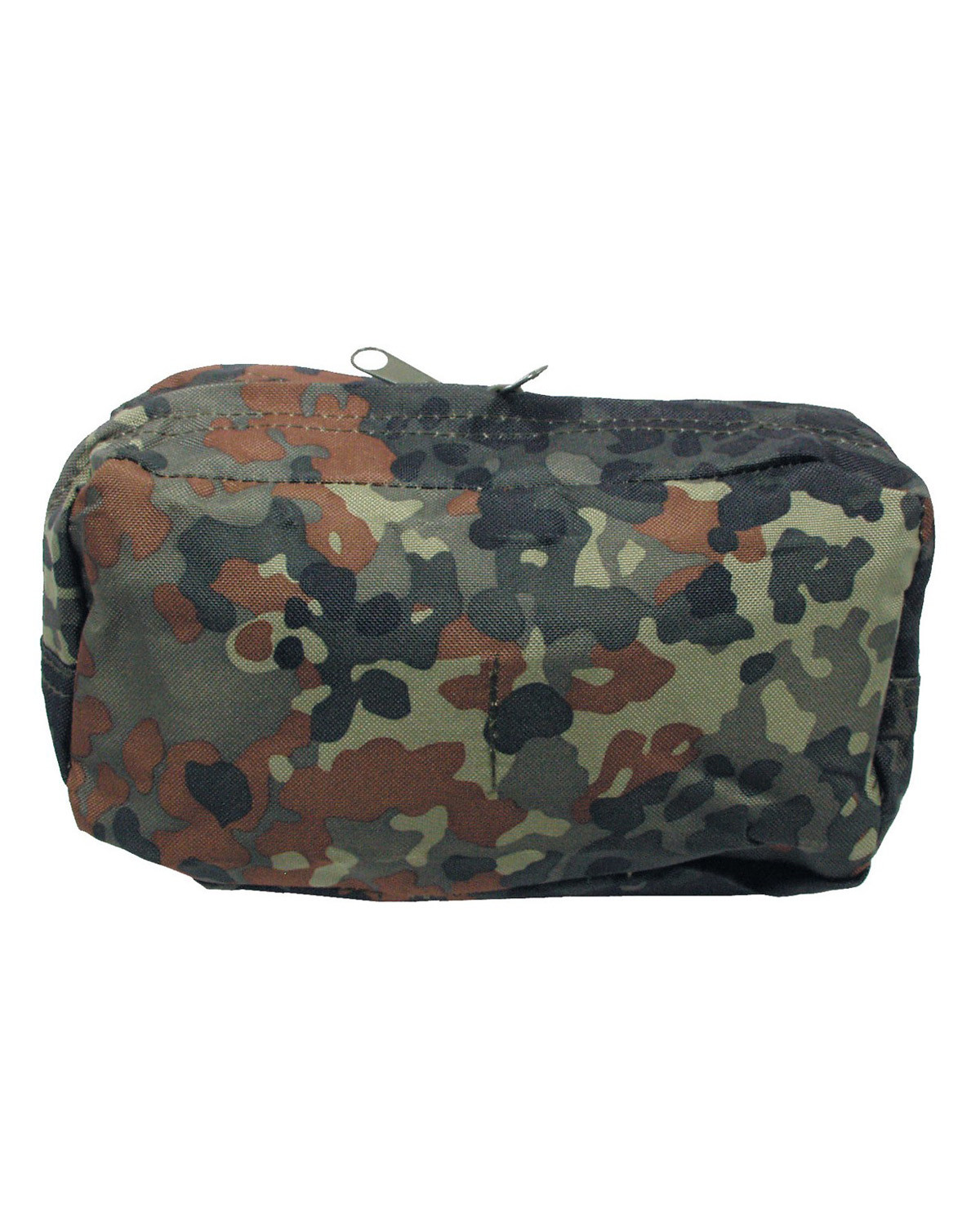 Image of   MFH Horizontal Storage Pouch (BW Flecktarn Camo, One Size)