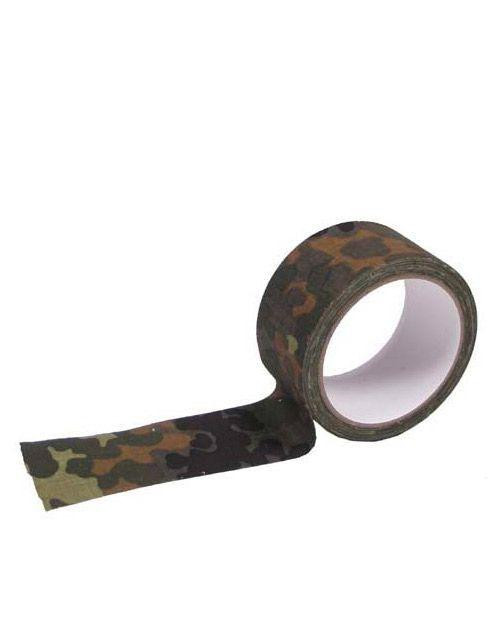 Image of   MFH Militær Tape (BW Flecktarn Camo, One Size)