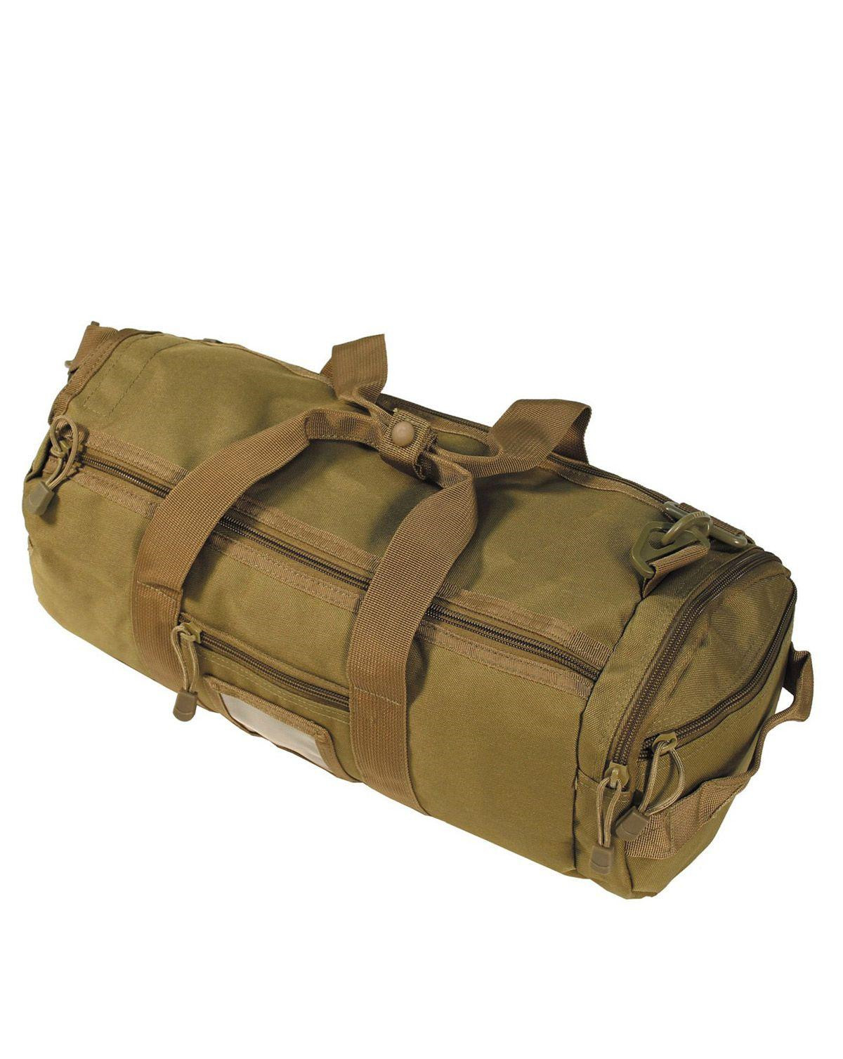 Image of   MFH MOLLE Duffel Bag (Coyote Brun, One Size)