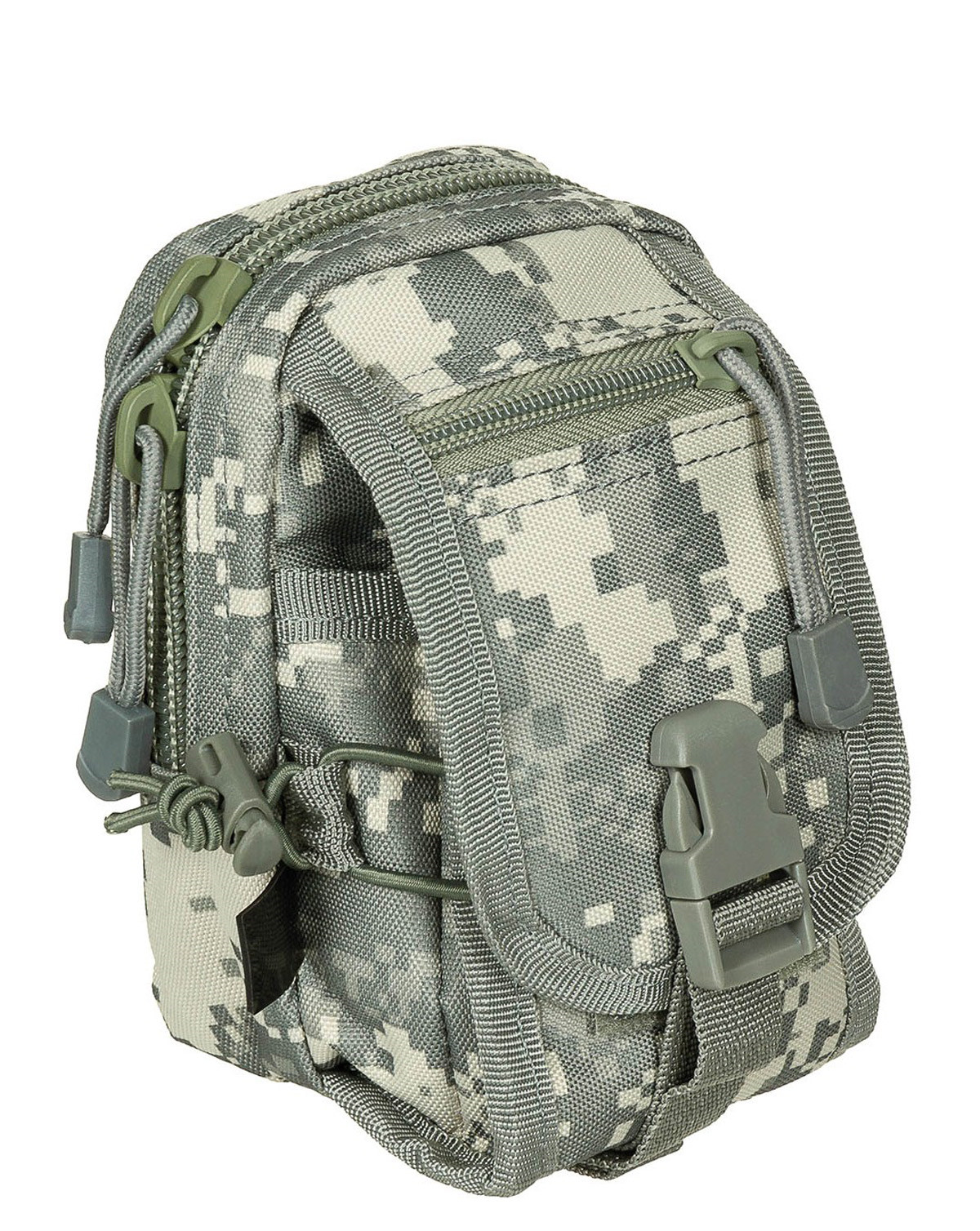 Image of   MFH Utility Flap Pouch (ACU Camo, One Size)
