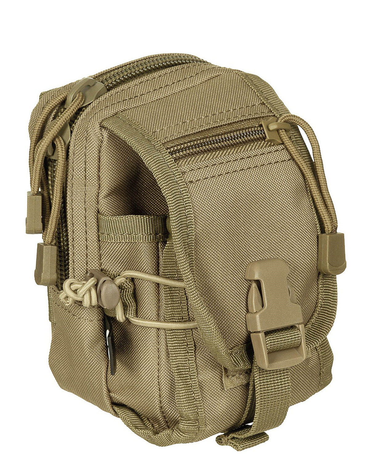 Image of   MFH Utility Flap Pouch (Coyote Brun, One Size)