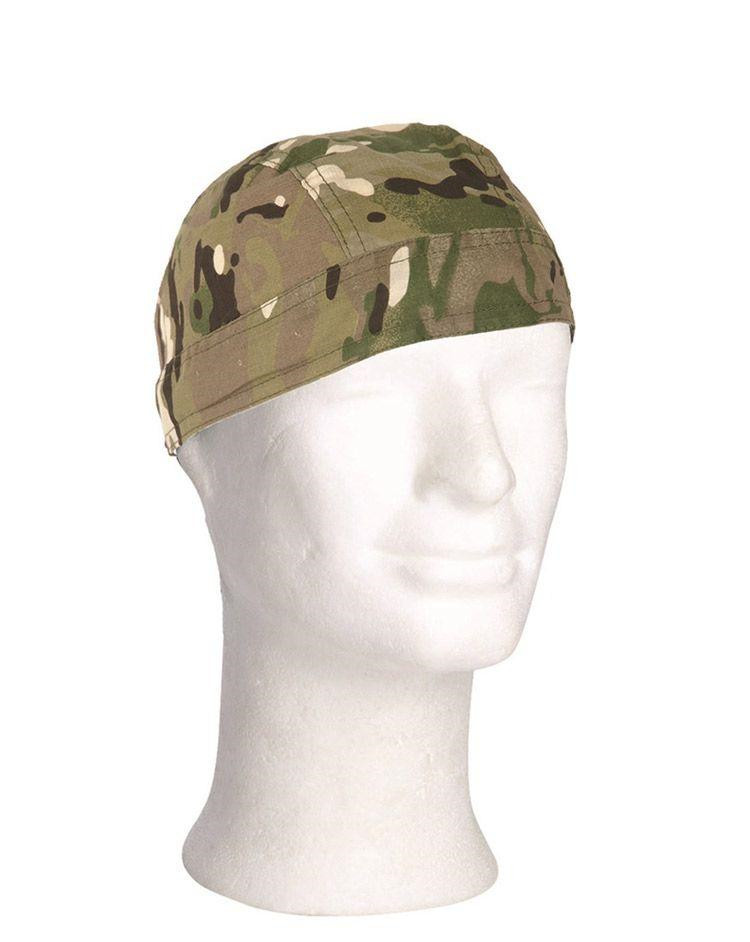 Image of   Mil-Tec Bandana (Multi Camo, One Size)