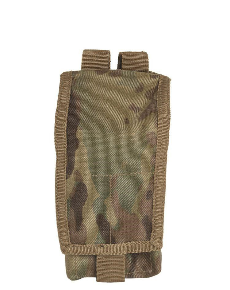 Image of   Mil-Tec G36 Magazine Pouch (Multi Camo, One Size)